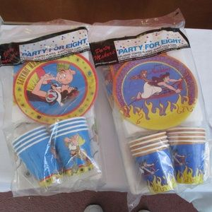 Seven Dwarfs/Aladdin Party for Eight (2 - 1 Price)